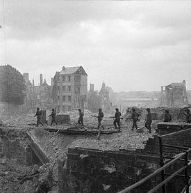 Slag Om Caen Wikikids
