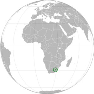 Lesotho locator map.png
