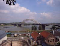View from city of Nijmegen on river Waal.jpg